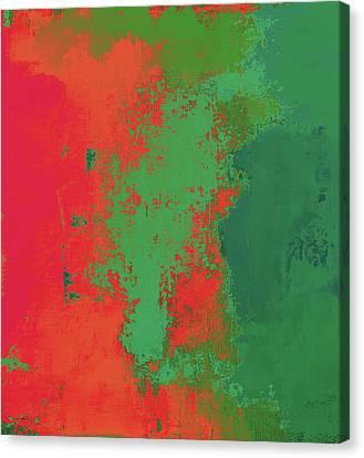 The Hustle IIi Canvas Print