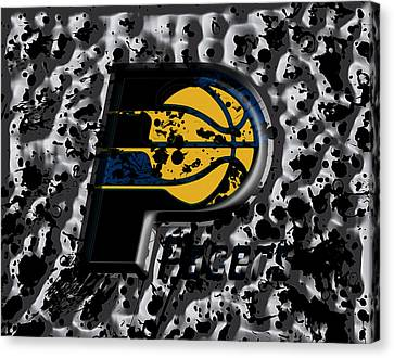 The Indiana Pacers Canvas Print