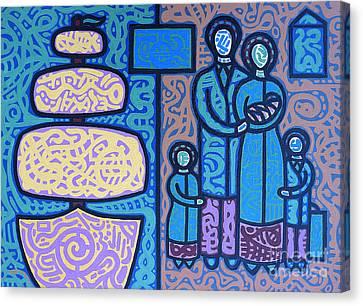 The Irish Famine Canvas Print