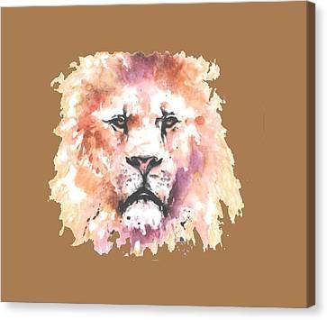 The King T-shirt Canvas Print