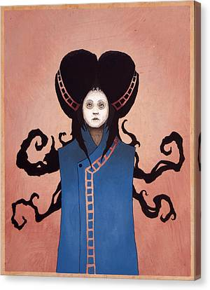 The Last Jewel Canvas Print by Ethan Harris