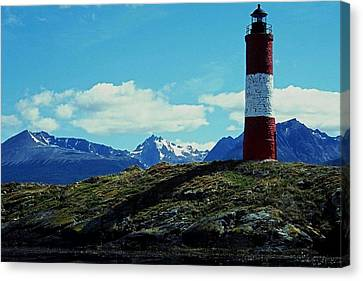 Canvas Print - The Last Lighthouse ... by Juergen Weiss