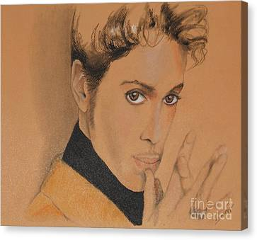 The Late Prince Rogers Nelson Canvas Print