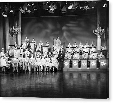 The Lawrence Welk Show Canvas Print