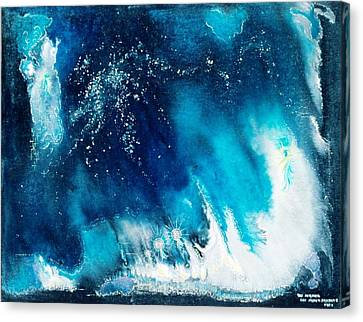 The Leaving Canvas Print by Lee Pantas