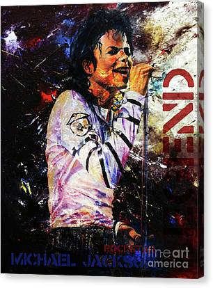 The Legend  Canvas Print by Gull G