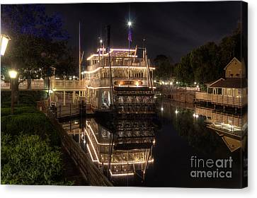 The Liberty Belle Canvas Print