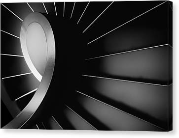 The Long Dark Canvas Print by Paulo Abrantes