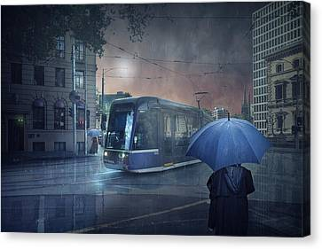 The Long Goodbye 5 Canvas Print
