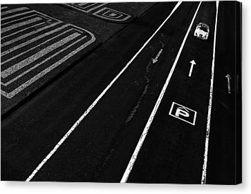 The Lost Beatle Canvas Print by Paulo Abrantes