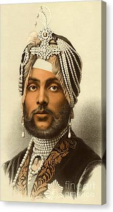 The Maharajah Duleep Singh Canvas Print