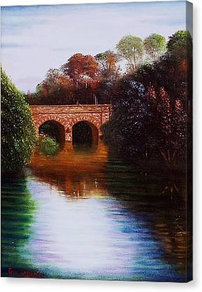 The Margey Canvas Print
