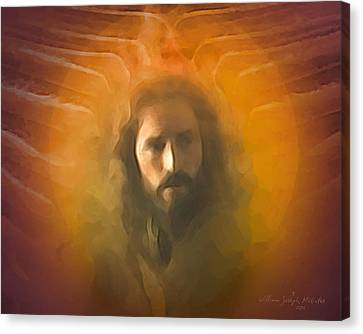 The Messiah Canvas Print
