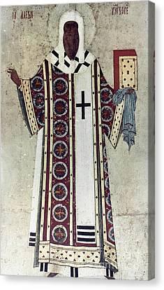 The Metropolitan Alexis Canvas Print by Granger