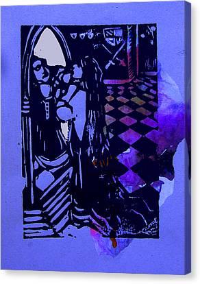 The Mirror Room II Canvas Print by Adam Kissel