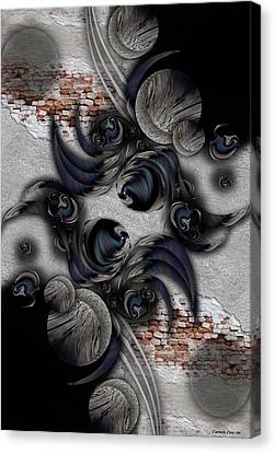 The Modern Projection Canvas Print