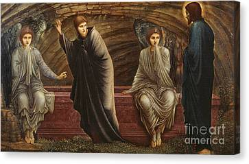 The Morning Of The Resurrection Canvas Print
