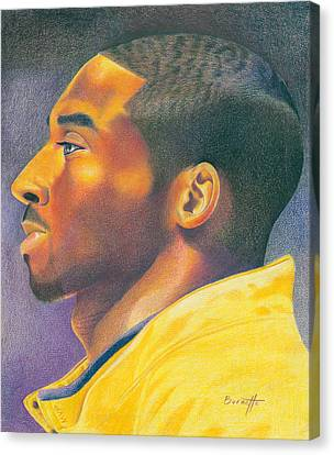 The Mvp Canvas Print by Keith Burnette