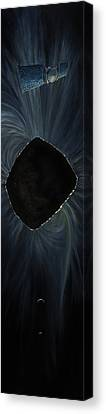The Mystery Of Bennu Canvas Print by Simon Kregar