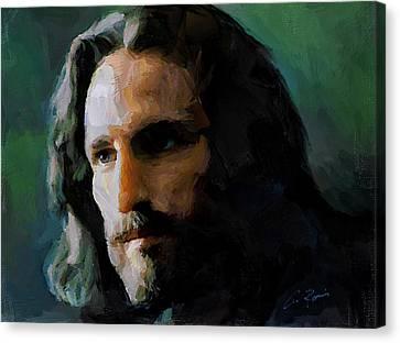 The Nazarene Canvas Print