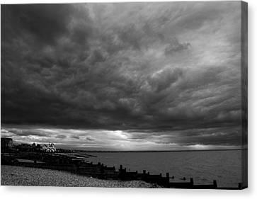 The Neptune Whitstable Canvas Print