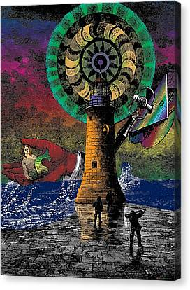 The New Pharos Canvas Print