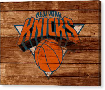 The New York Knicks 3b                        Canvas Print