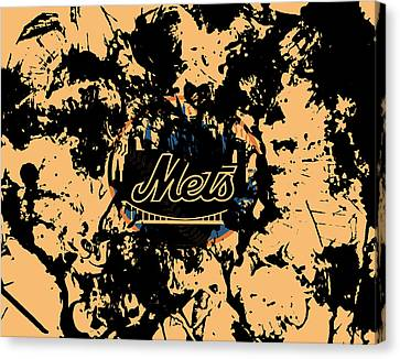 The New York Mets 1a Canvas Print