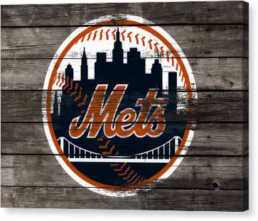 The New York Mets 3i Canvas Print