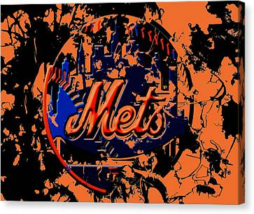 The New York Mets 6b Canvas Print