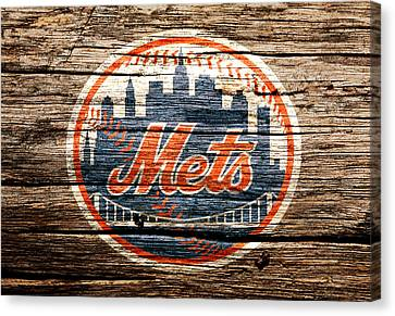 The New York Mets 6c Canvas Print