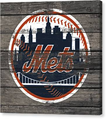 The New York Mets C4 Canvas Print