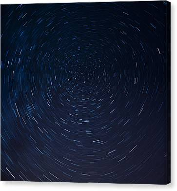 The North Star Canvas Print by Pelo Blanco Photo
