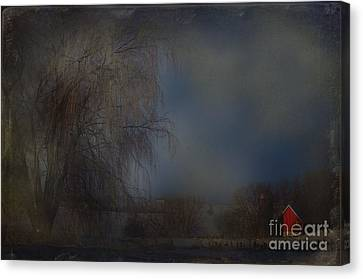 The Ol Farm Of Butternut Hill Canvas Print by The Stone Age