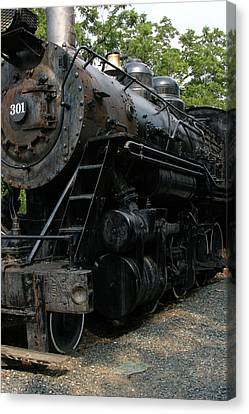 The Old 301 Canvas Print