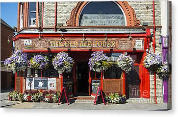 The Old Ale House  Canvas Print