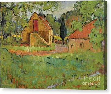 The Old Mill, Fife Canvas Print