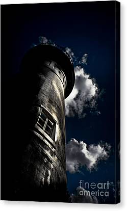 The Old Windmill Canvas Print