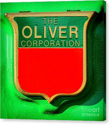 The Oliver Corporation Canvas Print by Olivier Le Queinec