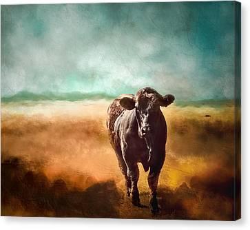 The One That Got Away Canvas Print by Debi Bishop