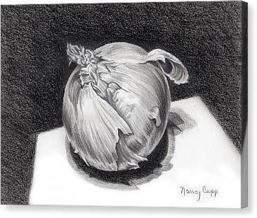 The Onion Canvas Print