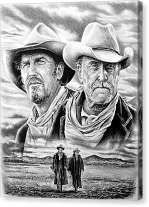 The Open Range Canvas Print