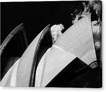 The Opera House Canvas Print