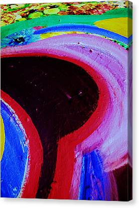 The Outer Rim Canvas Print by HollyWood Creation By linda zanini