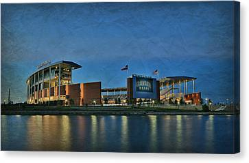 Qb Canvas Print - The Palace On The Brazos by Stephen Stookey