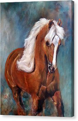 The Palomino 2 Canvas Print