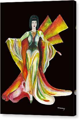 The Phoenix 2 Canvas Print