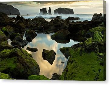 The Portal Canvas Print by Filipe Lourenco