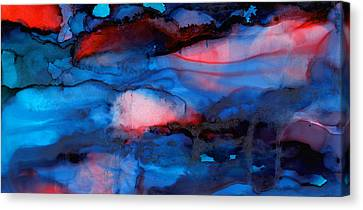 The Potential Within - Horizontal Canvas Print by Michelle Wrighton