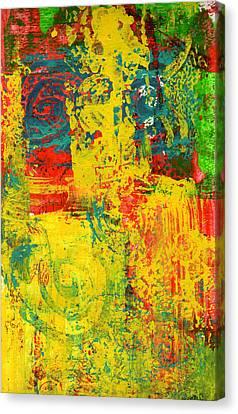 The Power Within Canvas Print by Wayne Potrafka